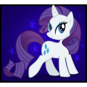 Drawn my little pony name Step My Little Rarity Polyvore
