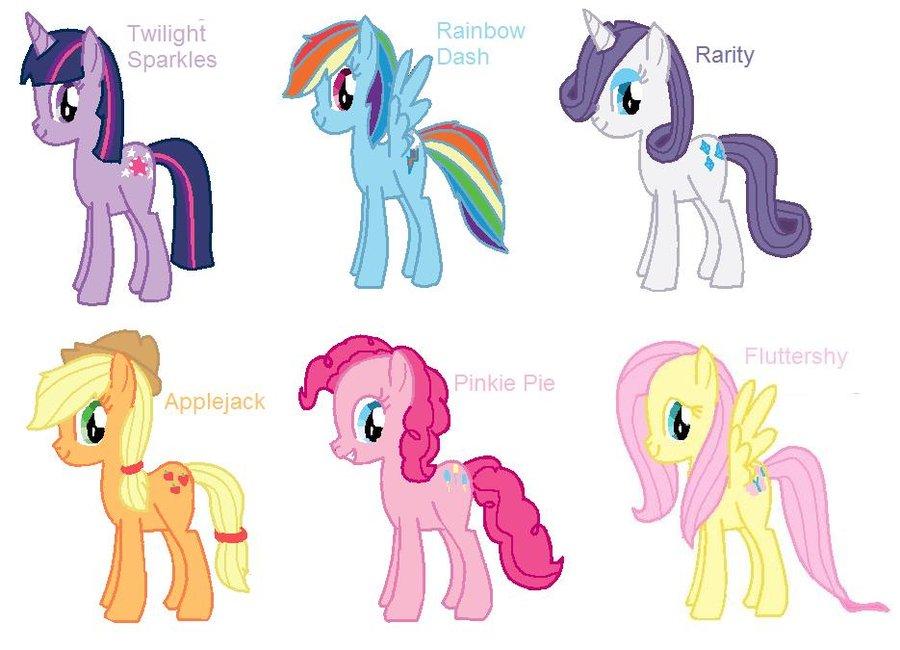 Drawn my little pony name Is drawing pony: friendship pony: