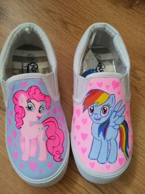 Drawn shoe mlp #1
