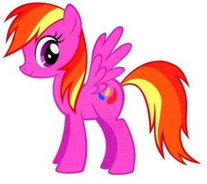 Drawn my little pony pegasus wing Friendship a to How Little