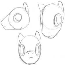Drawn my little pony pony head Ponies Find about more Ponies