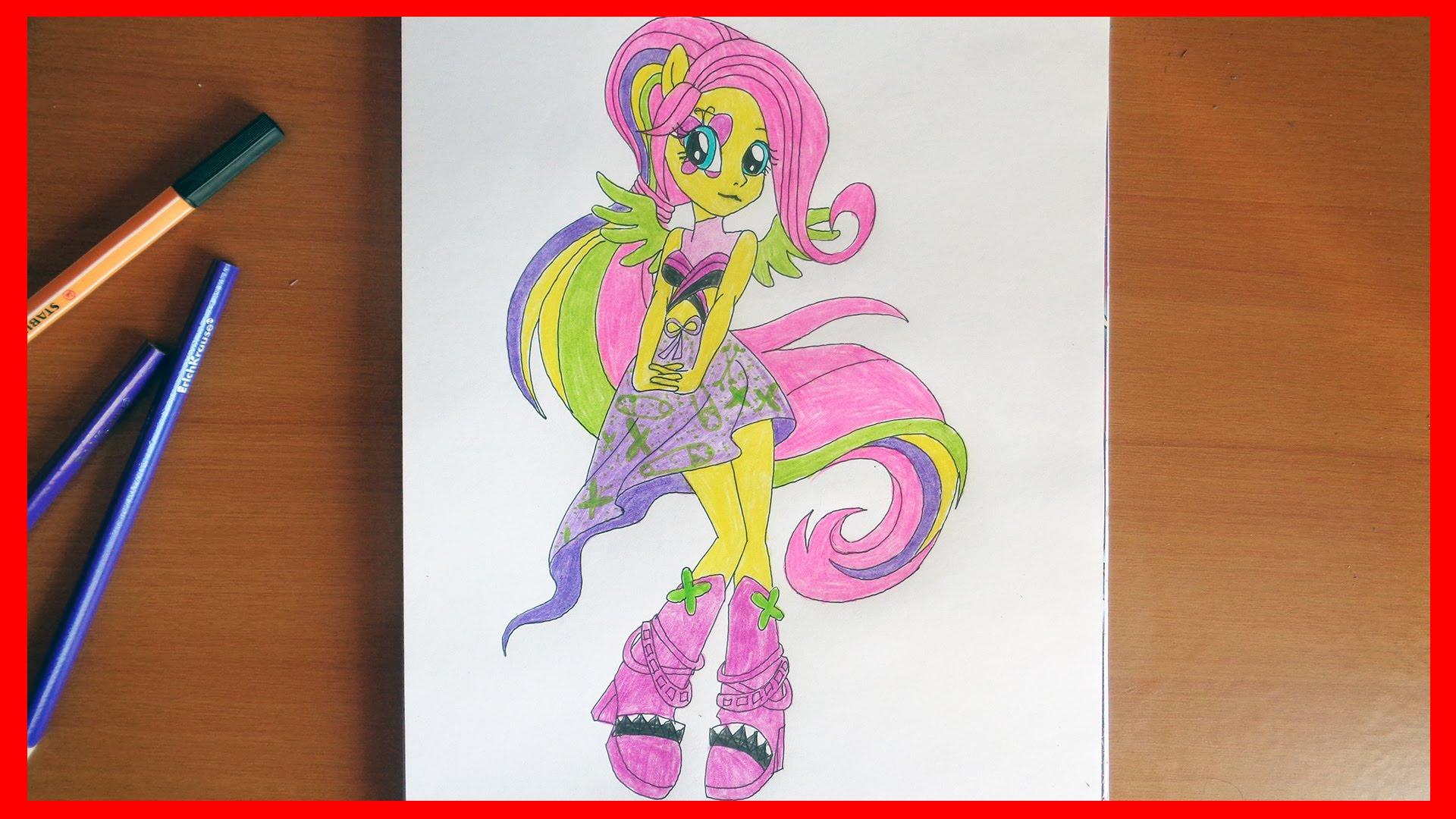 Drawn rainbow faded Rocks My draw Equestria Equestria