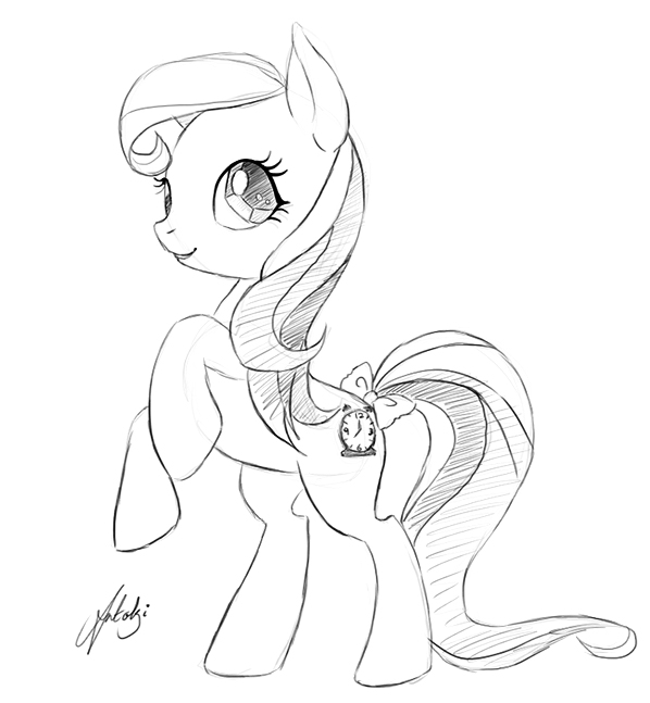 Drawn my little pony real To draw Art how Search