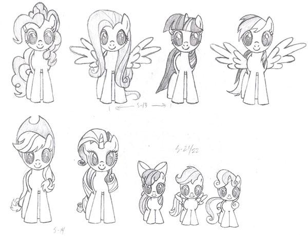 Drawn my little pony real Geek Professor My The Draw