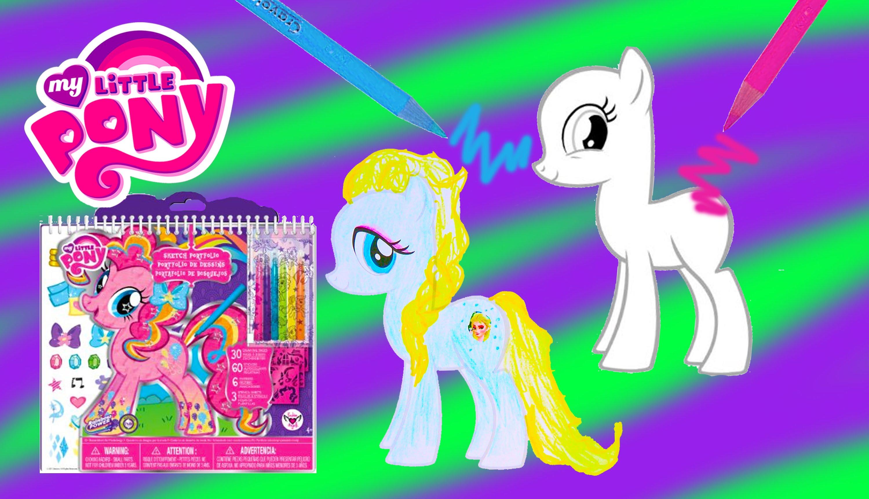 Drawn my little pony sketch Pony Custom Portfolio Art Cookieswirlc