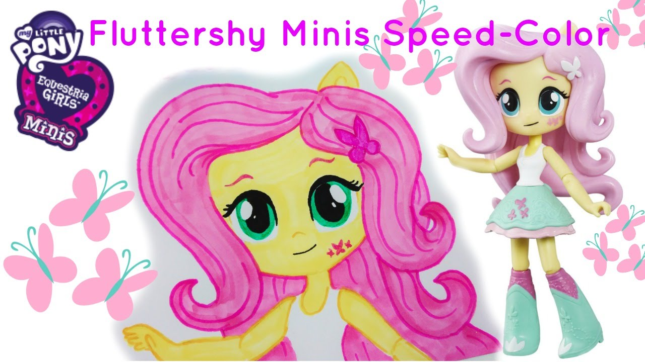 My Little Pony clipart color Speed Fluttershy Draw Draw