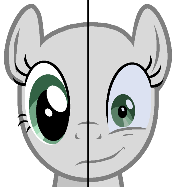 Drawn my little pony snooty MLP MLP Base: Personality Pinterest