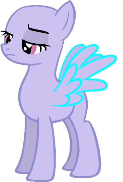 Drawn my little pony snooty You MLP+Base:+Unimpressed+by+softybases me Pegasus Pony