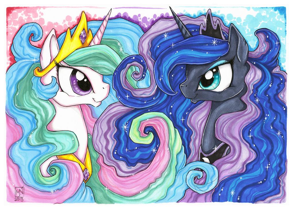 Drawn my little pony speed DeviantART sisters: Fluttershy Kattvalk and