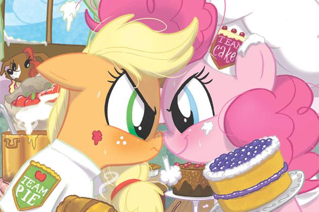Drawn my little pony speed Little Campi Pony: Carla My