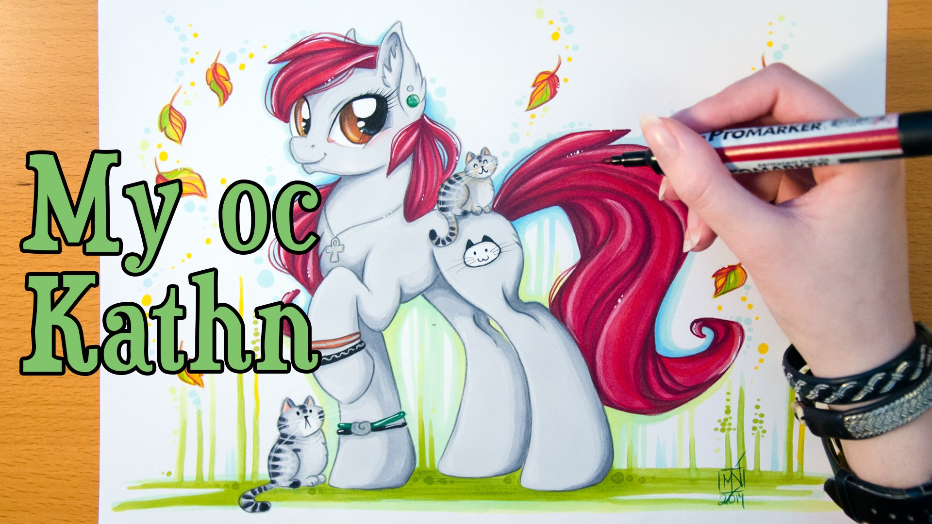 Drawn my little pony speed My MLP Kathn Speed Drawing
