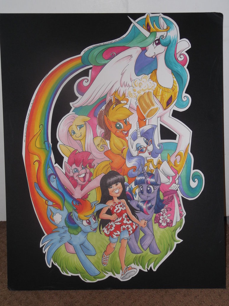 Drawn my little pony speed On Commission: My Little Paid