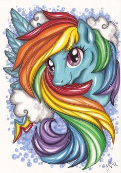 Drawn my little pony speed HD My  Pin Pony