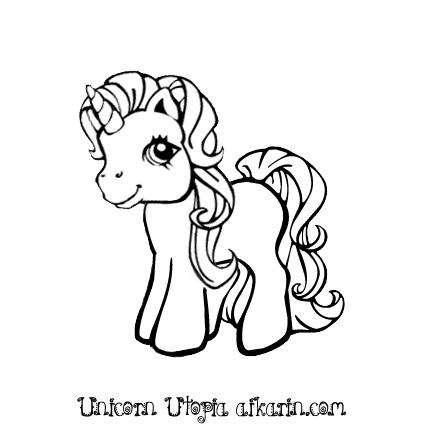 Drawn my little pony unicorn  Unicorn Pony Pony ideas