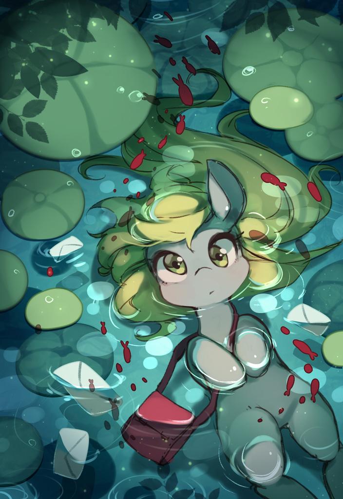 Drawn my little pony water Dibujo demasiado Derpy * hooves