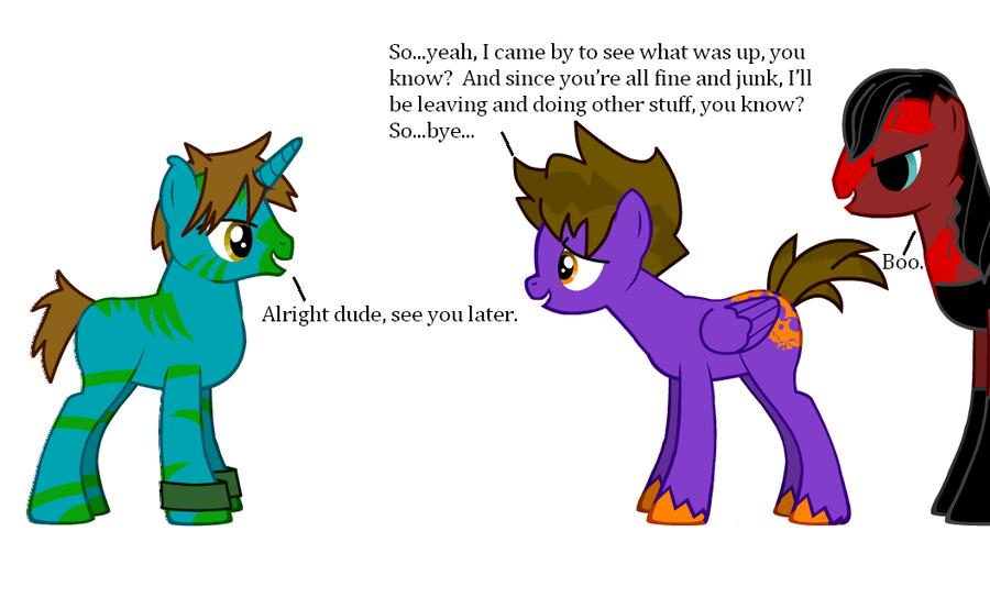 Drawn my little pony wwe WWE Always 14 TysanTheEchidna Pony: