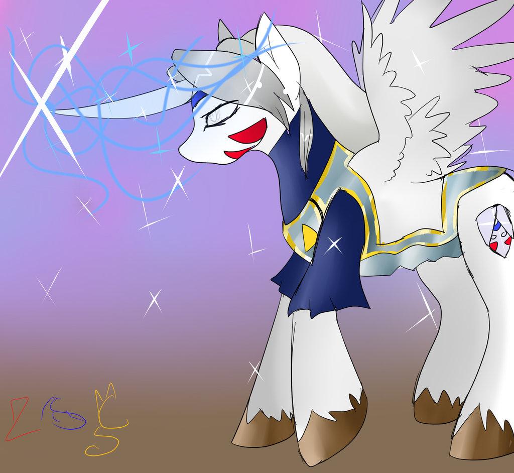 Drawn my little pony zelda By 19 Zelda  little