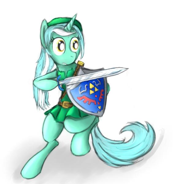 Drawn my little pony zelda Page Pony 21 Little