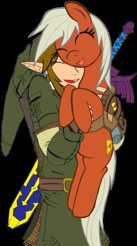 Drawn my little pony zelda Crossovers on Fimfiction Zelda My