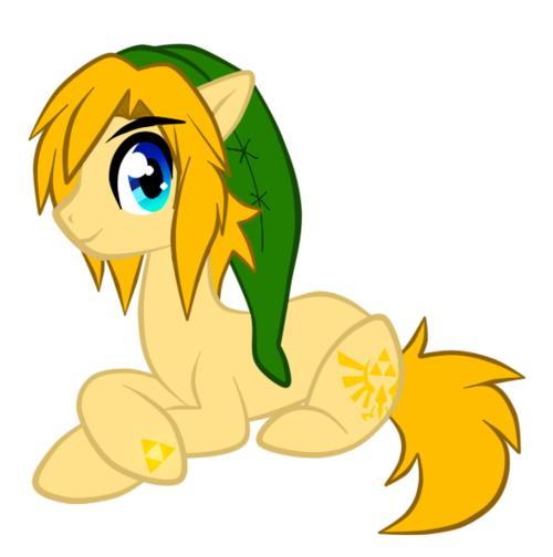 Drawn my little pony zelda Little in as  obsessions