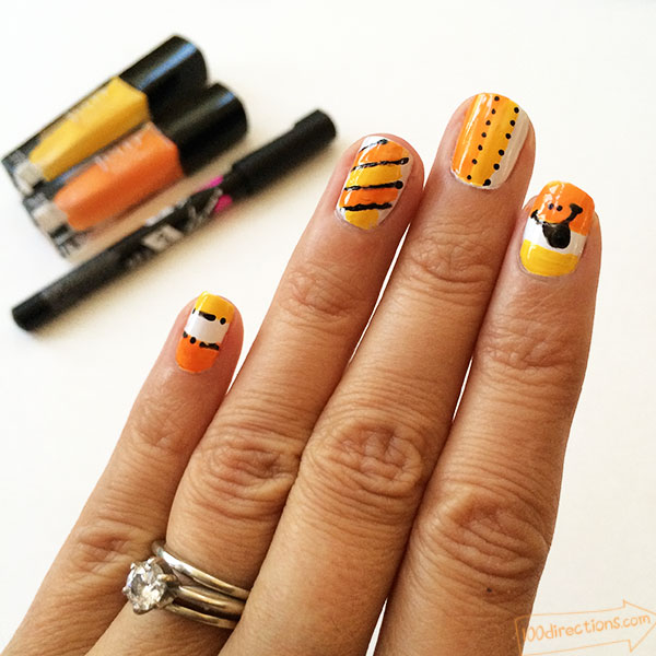 Drawn nail Goode Halloween Halloween by Drawn