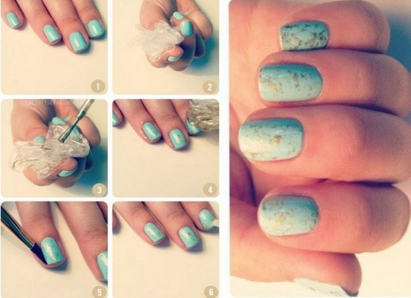 Drawn nail easy Designs Hand Easy Instructions with