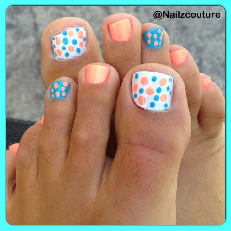 Drawn nail funky On ideas Best toe and
