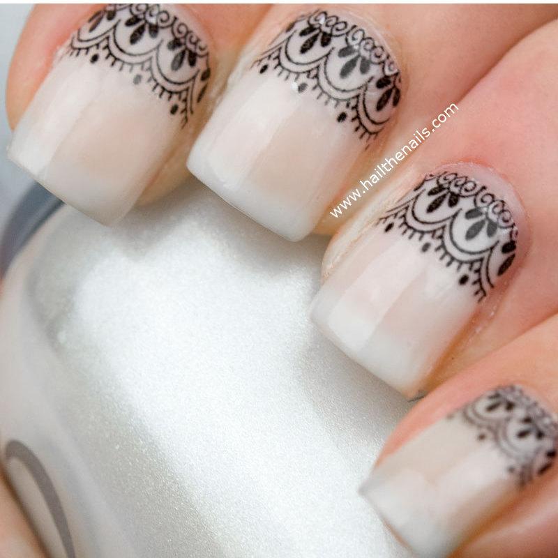 Drawn nail lace Lace nail Photos Best art