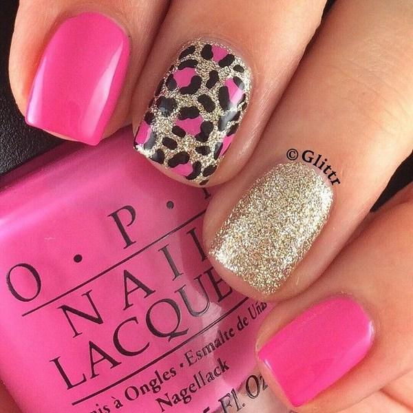 Drawn nail leopard 50 Leopard Leopard Leopards Designs