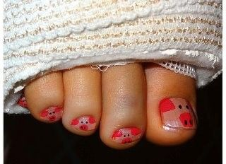Drawn nail pig Images wait can't to on