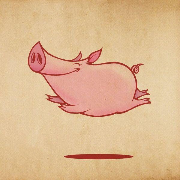 Drawn nail pig Ideas Pin this and Pig
