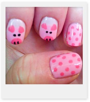 Drawn nail pig Ideas the on Farm! nails