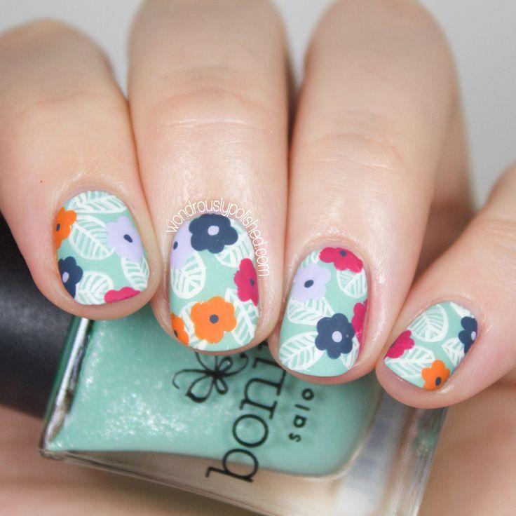 Drawn nail pinterest Best nails nail 25+ Best