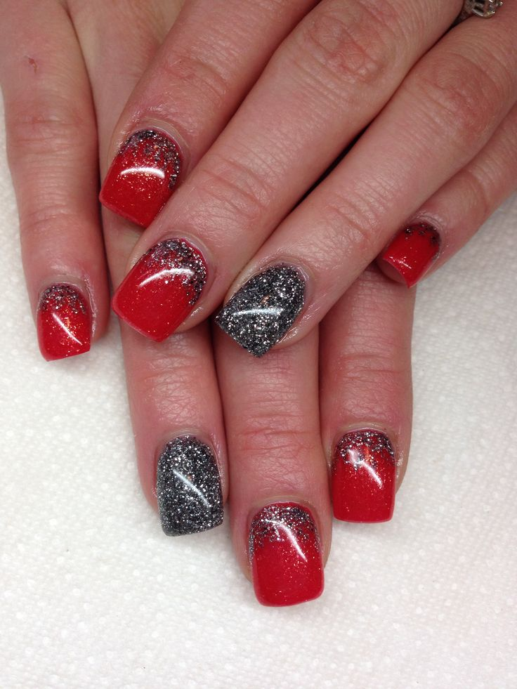 Drawn nail red Best 25+ by nails design