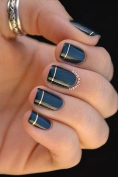 Drawn nail solid Thin color Pinterest … and