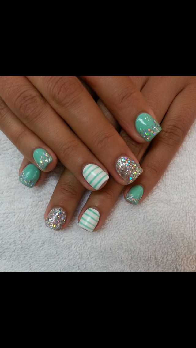 Drawn nail solid On Nail Art on best