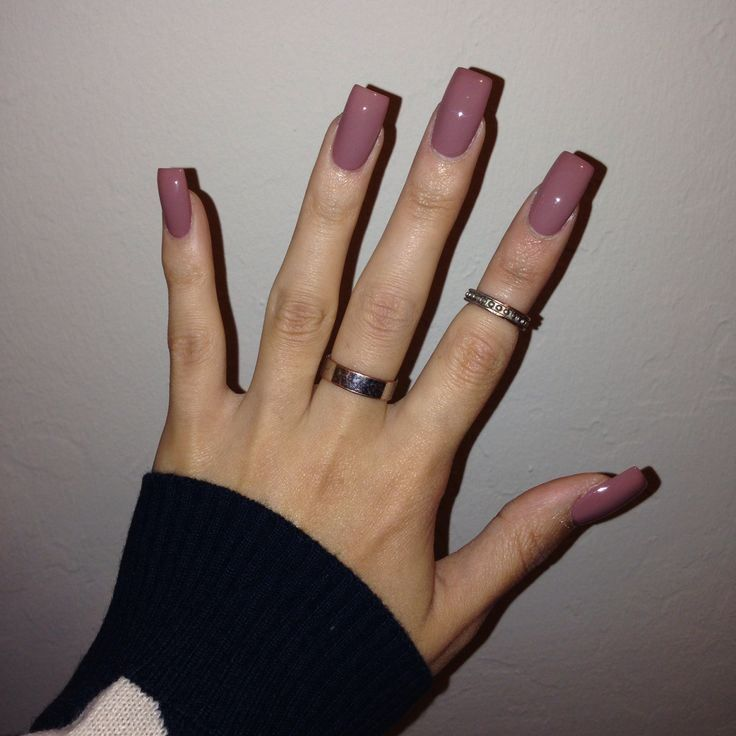 Drawn nail solid Square acrylic 10+ Pinterest ideas