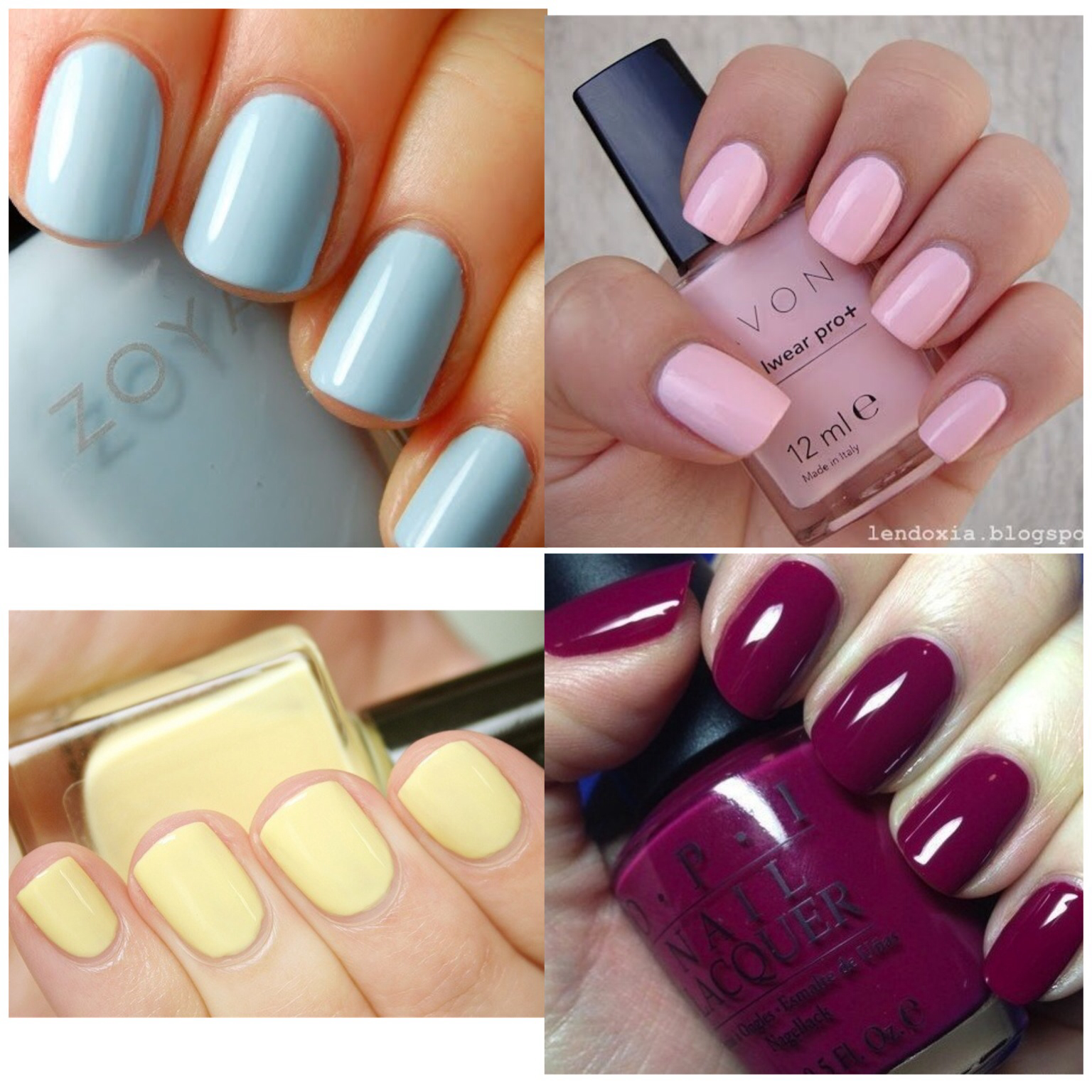 Drawn nail solid  solid color color Fall