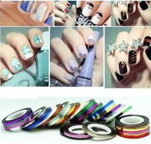 Drawn nail solid Nail jewelry the shopping painted