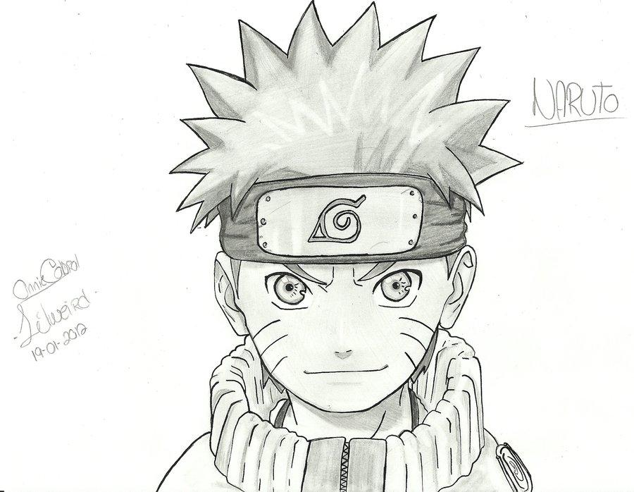 Drawn naruto Art Pencil Amazing Drawing Realistic
