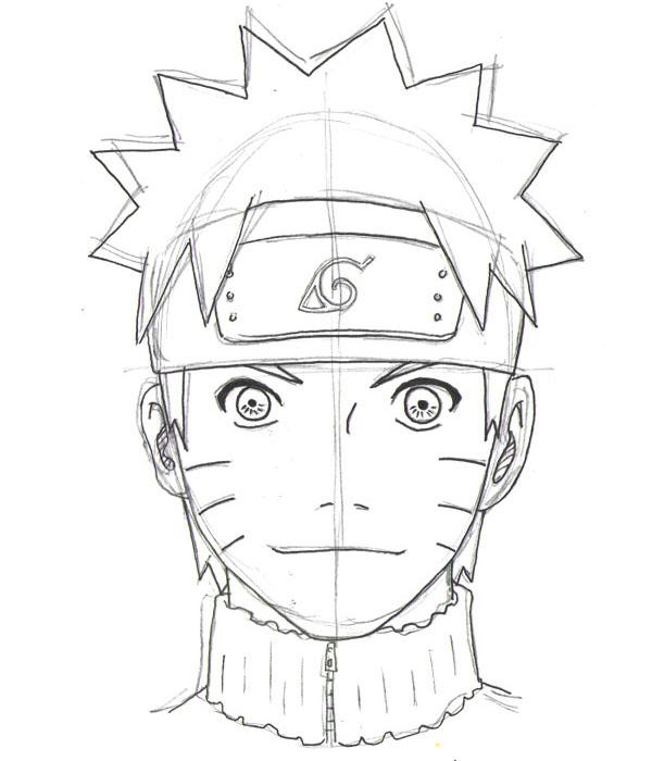 Drawn naruto Art Pencil Image Drawing Realistic