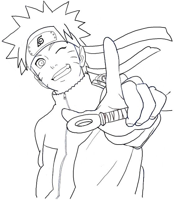 Drawn naruto Step by Best to Tutorial