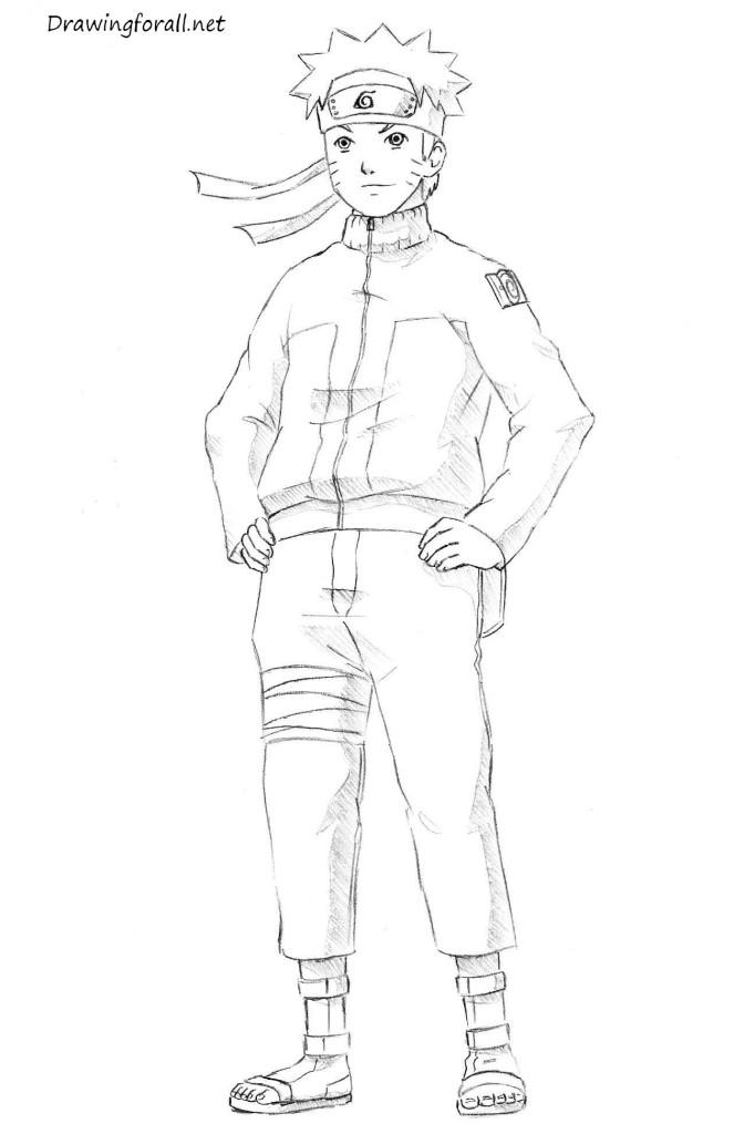 Drawn naruto To Draw to net draw