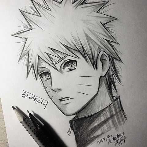 Drawn naruto again Here spilled Best 25+ drawings