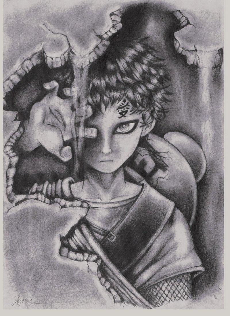 Drawn naruto art Naruto Pinterest More and ·
