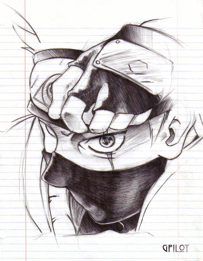 Drawn naruto awesome Naruto Gaara  Find PACK