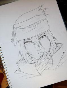 Drawn naruto awesome  and Eye Naruto shippuden
