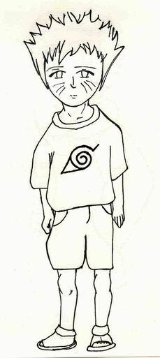 Drawn naruto bad I course r i: it's
