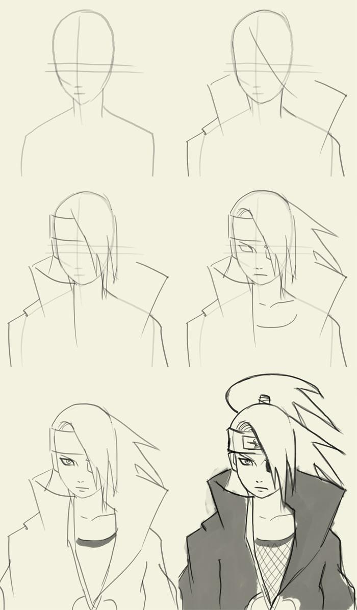 Drawn naruto basic From ❤️ANIME to Naruto Naruto
