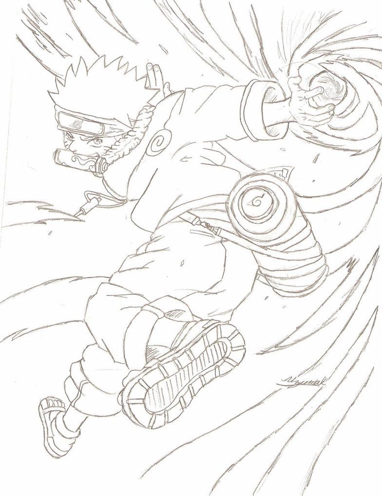 Drawn naruto basic By Uzumaki kimimaro100040 Uzumaki Naruto